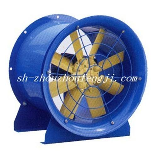 BYZ double ventilation high temperature resistant and damp proof axial fan