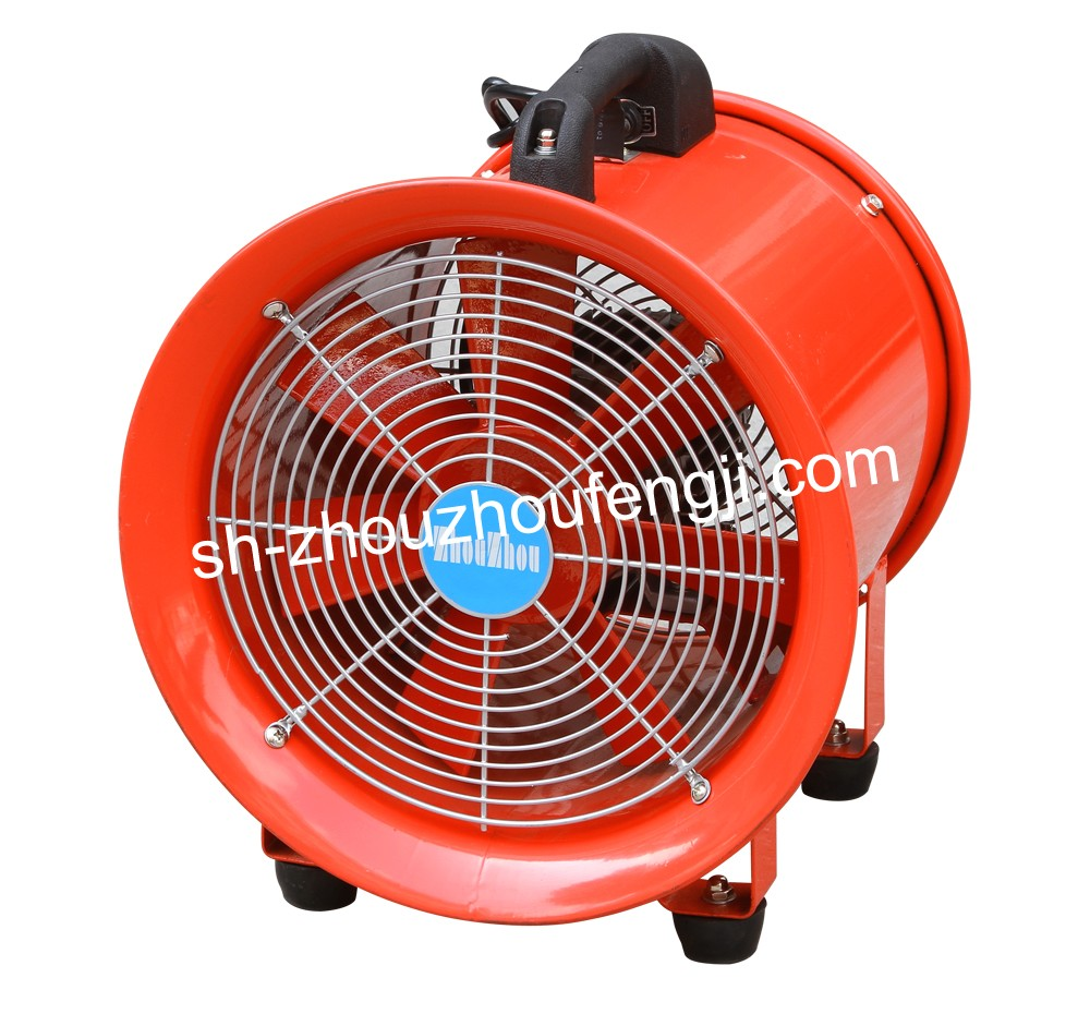 CTF Portable Energy-saving Low Noise Axial Fan