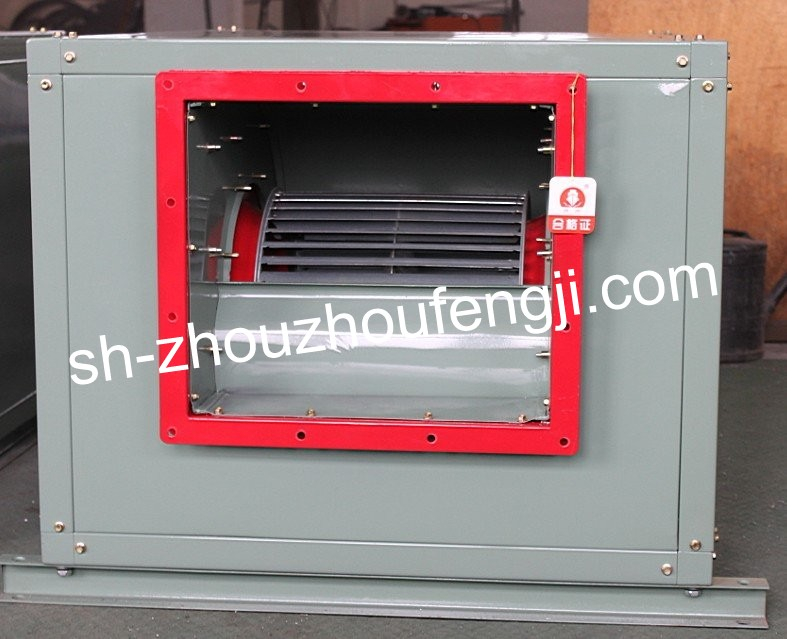 ZDG fire fighting and ventilation Dual-purpose Cabinet Centrifugal Fan